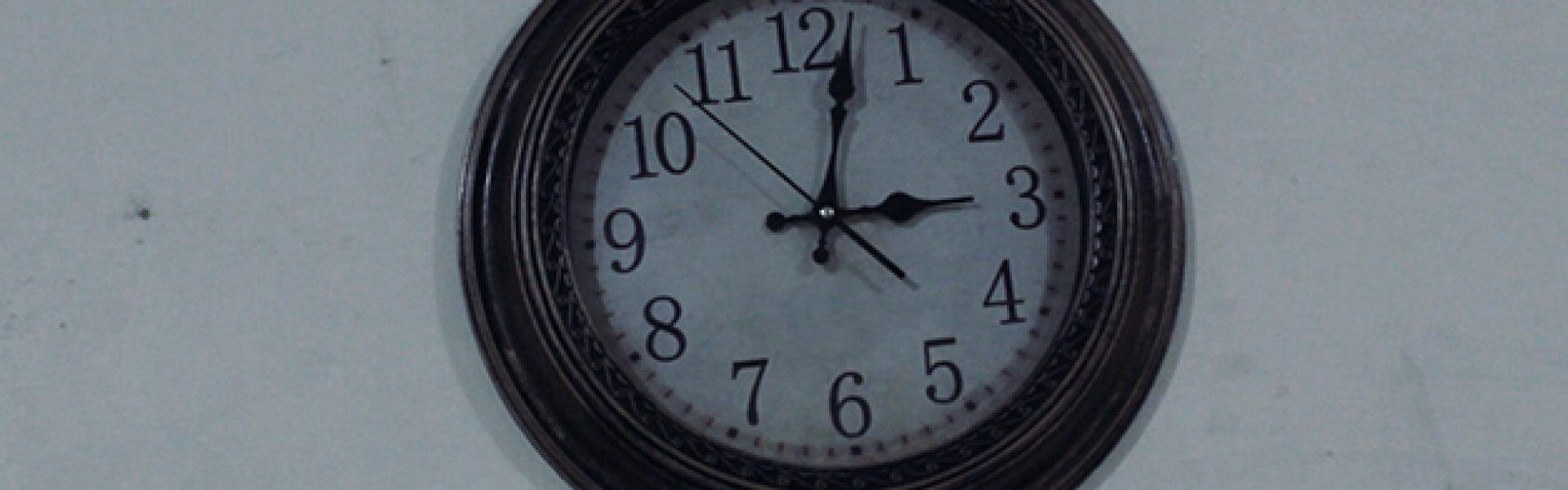 CAA Lapso de tiempo Still Catalogo